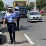 Acțiunile polițiștilor în județul Arad continuă