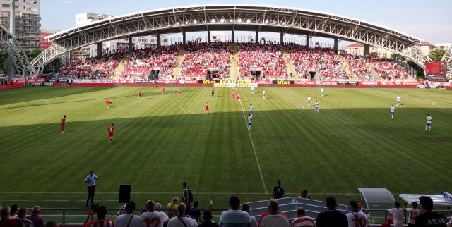 Liga I. UTA Arad – FC Farul Constanţa 0-0