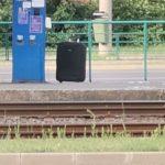 Alertă după ce a fost găsită o valiză abandonată într-o staţie de tramvai din Arad