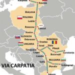 Drumul expres Arad – Oradea, parte a proiectului Via Carpatia