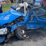 Accident la Cuvin. O femeie a murit, iar un copil a fost rănit