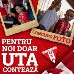 """Continuă concursul foto """"Pentru noi doar UTA contează!"""""""