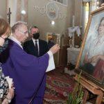 Regina Ana a fost comemorată la biserica catolică din Săvârşin