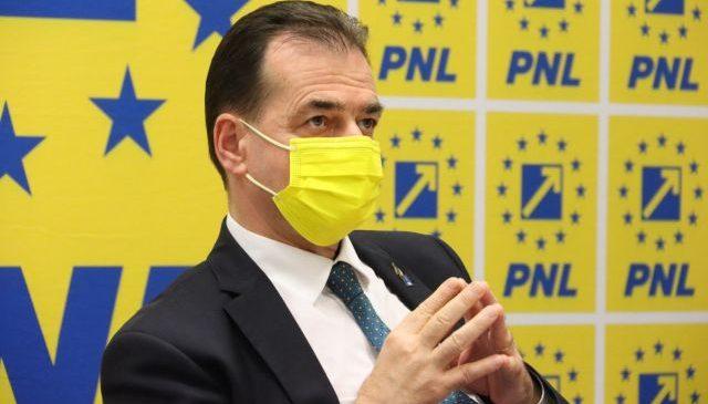 Bibarț, Abrudan și Ioan Cristina îl susțin pe Ludovic Orban la șefia PNL