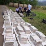 Dosar penal. Saci cu țigări de contrabandă, găsiți la Hălmagiu