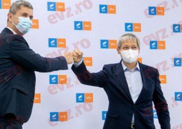 Dacian Cioloş a fost ales preşedinte al USR PLUS